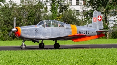 Photo ID 235137 by Agata Maria Weksej. Private P 3 Flyers Pilatus P 3 05, HB RCQ