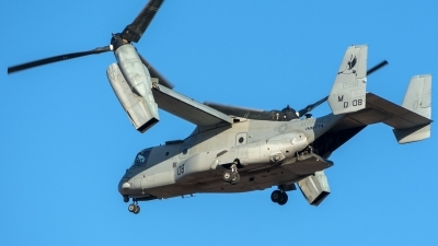 Photo ID 235168 by Adolfo Bento de Urquia. USA Marines Bell Boeing MV 22B Osprey, 168618