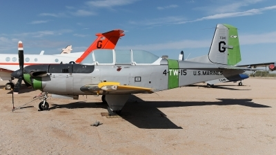 Photo ID 235174 by Sybille Petersen. USA Navy Beech T 34C Turbo Mentor 45, 164172