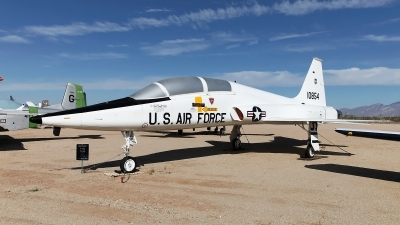 Photo ID 235175 by Sybille Petersen. USA Air Force Northrop T 38A Talon, 61 0854