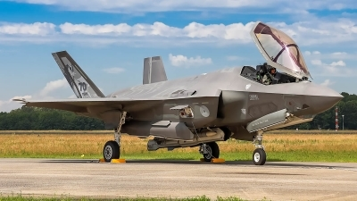 Photo ID 235226 by Mick Balter - mbaviation-images. Netherlands Air Force Lockheed Martin F 35A Lightning II, F 001