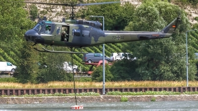 Photo ID 235250 by Mick Balter - mbaviation-images. Germany Army Bell UH 1D Iroquois 205, 72 32