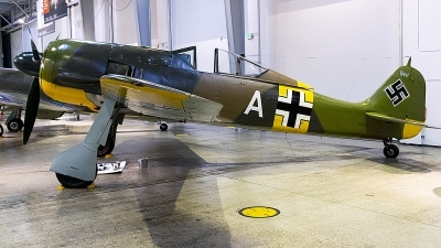 Photo ID 235335 by Aaron C. Rhodes. Private Flying Heritage Collection Focke Wulf Fw 190A 5, N19027