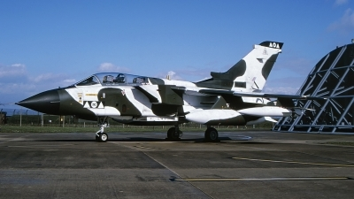 Photo ID 235483 by Gerrit Kok Collection. UK Air Force Panavia Tornado GR1A, ZA401