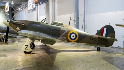 Photo ID 235300 by Aaron C. Rhodes. Private Flying Heritage Collection Hawker Hurricane XII, NX54FH