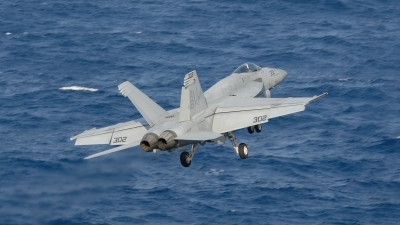 Photo ID 235293 by Klemens Hoevel. USA Navy Boeing F A 18E Super Hornet, 166822
