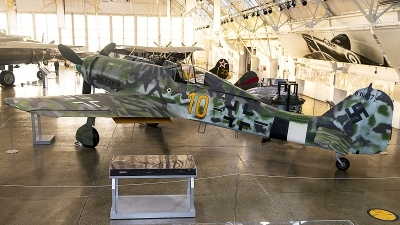 Photo ID 235301 by Aaron C. Rhodes. Private Flying Heritage Collection Focke Wulf Fw 190 D 13, 836017