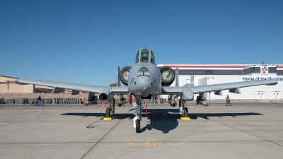 Photo ID 235313 by W.A.Kazior. USA Air Force Fairchild A 10C Thunderbolt II, 78 0671