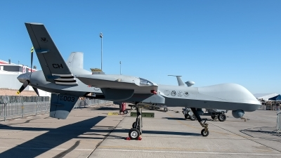 Photo ID 235319 by W.A.Kazior. USA Air Force General Atomics MQ 9A Reaper, 00 4003