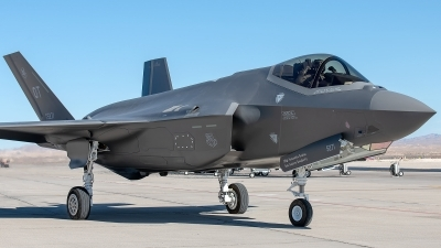Photo ID 235324 by W.A.Kazior. USA Air Force Lockheed Martin F 35A Lightning II, 17 5271