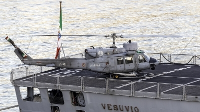 Photo ID 235328 by Redeemer Saliba. Italy Navy Agusta Bell AB 212ASW, MM81086