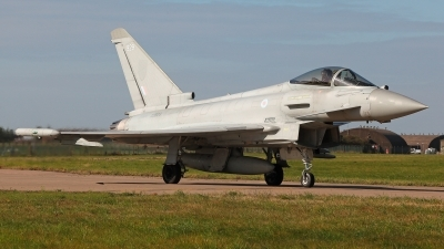 Photo ID 235379 by Carl Brent. UK Air Force Eurofighter Typhoon FGR4, ZJ929