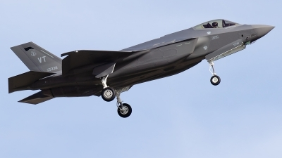 Photo ID 235437 by Brandon Thetford. USA Air Force Lockheed Martin F 35A Lightning II, 18 5336