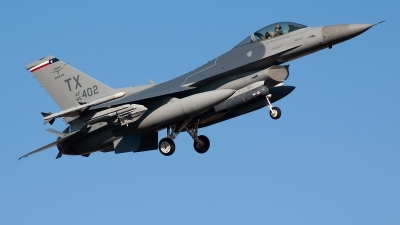 Photo ID 235402 by Brandon Thetford. USA Air Force General Dynamics F 16C Fighting Falcon, 85 1402