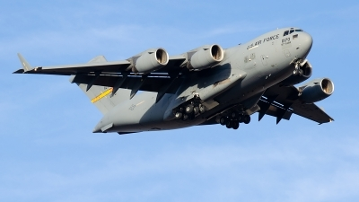 Photo ID 235372 by Brandon Thetford. USA Air Force Boeing C 17A Globemaster III, 99 0170