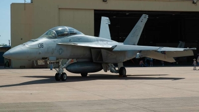 Photo ID 235407 by Brandon Thetford. USA Navy Boeing F A 18F Super Hornet, 166453