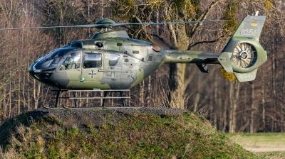 Photo ID 235431 by Jens Wiemann. Germany Army Eurocopter EC 135T1, 82 56