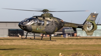 Photo ID 235426 by Jens Wiemann. Germany Army Eurocopter EC 135T1, 82 60