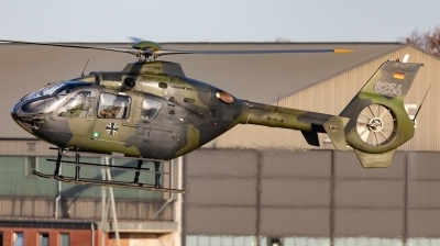 Photo ID 235427 by Jens Wiemann. Germany Army Eurocopter EC 135T1, 82 56