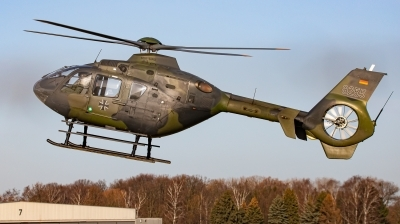 Photo ID 235428 by Jens Wiemann. Germany Army Eurocopter EC 135T1, 82 55