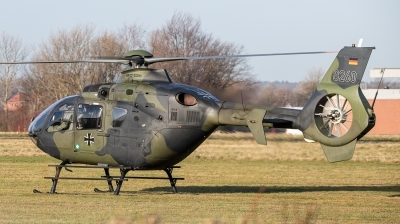 Photo ID 235429 by Jens Wiemann. Germany Army Eurocopter EC 135T1, 82 60
