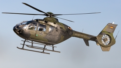 Photo ID 235430 by Jens Wiemann. Germany Army Eurocopter EC 135T1, 82 57