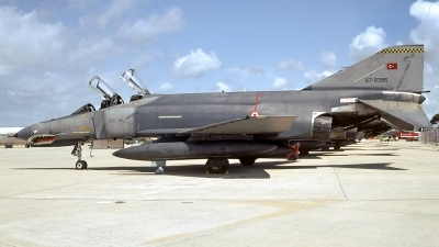 Photo ID 235448 by Aldo Bidini. Turkey Air Force McDonnell Douglas F 4E Phantom II, 67 0395