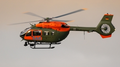 Photo ID 235519 by Mathias Grägel - GME-AirFoto. Germany Army Airbus Helicopters H145 LUH SAR, 77 01