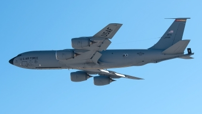 Photo ID 235712 by W.A.Kazior. USA Air Force Boeing KC 135R Stratotanker 717 100, 58 0128