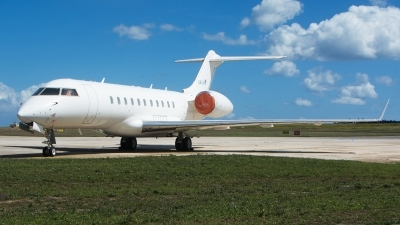 Photo ID 235603 by Nicholas Carmassi. Libya Government Bombardier BD 700 1A11 Global 5000, 5A UAB