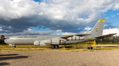 Photo ID 235613 by Andreas Zeitler - Flying-Wings. Colombia Air Force Boeing 707 373C KC, FAC1201