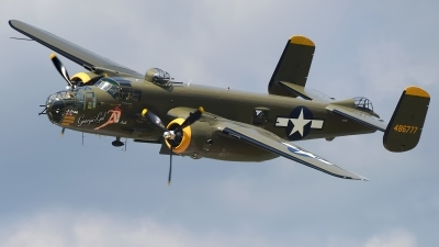 Photo ID 235639 by Rod Dermo. Private Liberty Aviation Museum North American TB 25N Mitchell, N345BG