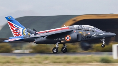 Photo ID 235681 by Ruben Galindo. France Air Force Dassault Dornier Alpha Jet E, E114