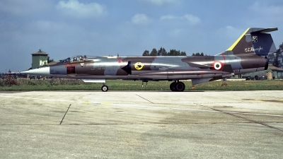 Photo ID 235694 by Aldo Bidini. Italy Air Force Lockheed F 104G Starfighter, MM6520