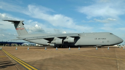 Photo ID 235708 by Aldo Bidini. USA Air Force Lockheed C 5B Galaxy L 500, 87 0033