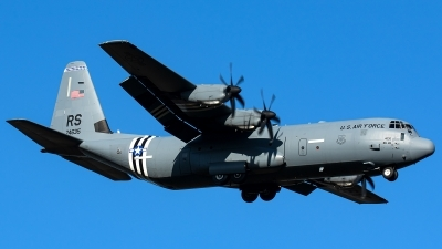Photo ID 235733 by Thomas Ziegler - Aviation-Media. USA Air Force Lockheed Martin C 130J 30 Hercules L 382, 07 4635