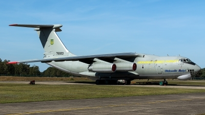 Photo ID 235738 by Thomas Ziegler - Aviation-Media. Ukraine Air Force Ilyushin IL 76MD, 76683
