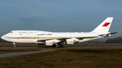 Photo ID 235741 by Thomas Ziegler - Aviation-Media. Bahrain Royal Flight Boeing 747 4F6, A9C HAK