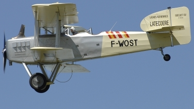 Photo ID 235756 by Aldo Bidini. Private Private Breguet 14P Replica, F WOST