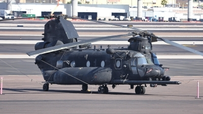 Photo ID 235743 by Sybille Petersen. USA Army Boeing Vertol MH 47G Chinook, 05 03757