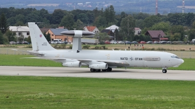 Photo ID 235757 by Milos Ruza. Luxembourg NATO Boeing E 3A Sentry 707 300, LX N90443