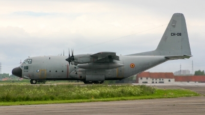 Photo ID 235774 by Jan Eenling. Belgium Air Force Lockheed C 130H Hercules L 382, CH 08