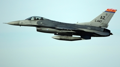 Photo ID 235831 by Richard de Groot. USA Air Force General Dynamics F 16C Fighting Falcon, 88 0447