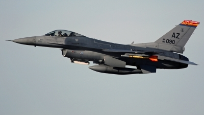 Photo ID 235906 by Richard de Groot. USA Air Force General Dynamics F 16C Fighting Falcon, 89 2090