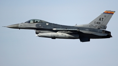 Photo ID 235875 by Richard de Groot. USA Air Force General Dynamics F 16C Fighting Falcon, 91 0401