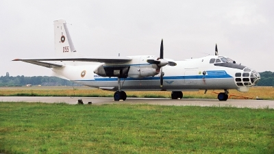 Photo ID 235847 by Jan Eenling. Bulgaria Air Force Antonov An 30, 055