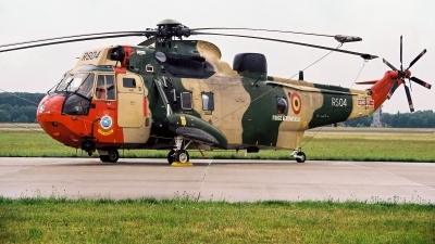 Photo ID 235813 by Jan Eenling. Belgium Air Force Westland Sea King Mk48, RS04