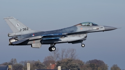 Photo ID 235824 by Rainer Mueller. Netherlands Air Force General Dynamics F 16AM Fighting Falcon, J 362