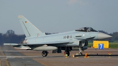Photo ID 235827 by Dieter Linemann. Germany Air Force Eurofighter EF 2000 Typhoon S, 30 12