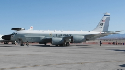 Photo ID 235839 by Aldo Bidini. USA Air Force Boeing RC 135W Rivet Joint 717 158, 62 4132